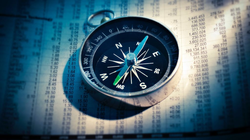 Compass as in DTCC token guidance