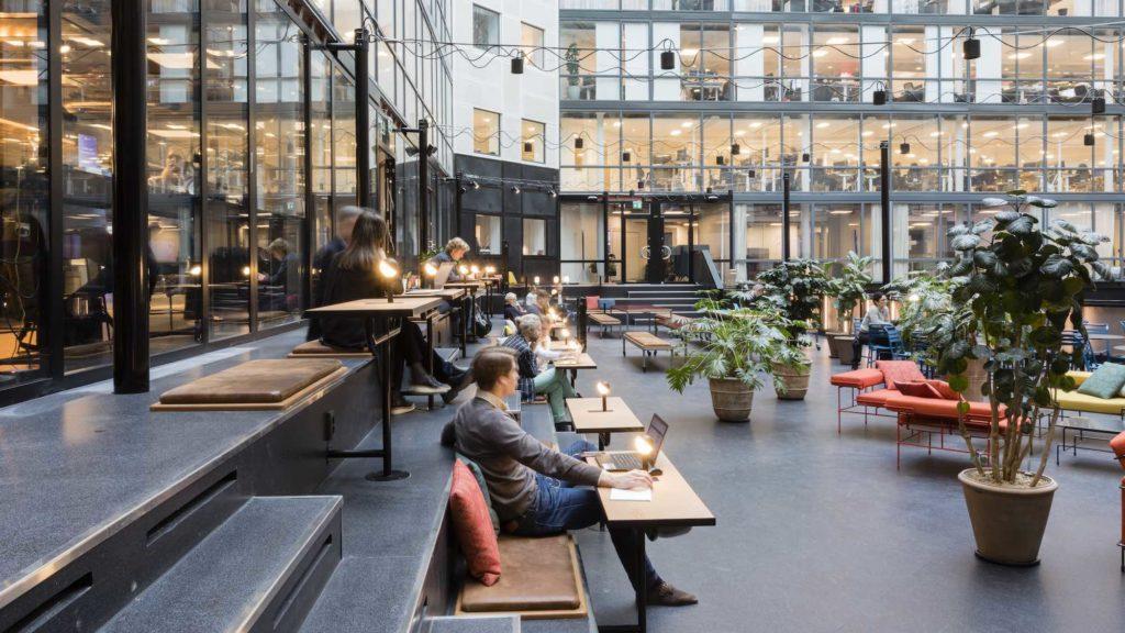 Foto Epicenter Stockholm