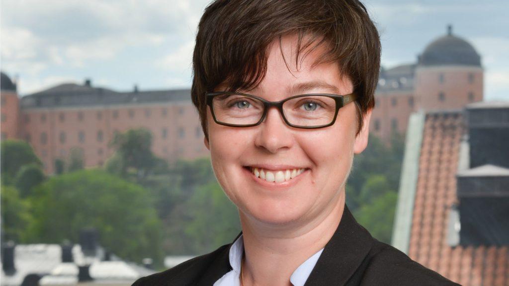Helena Hillström Didner Gerge Foto Euroclear Sweden
