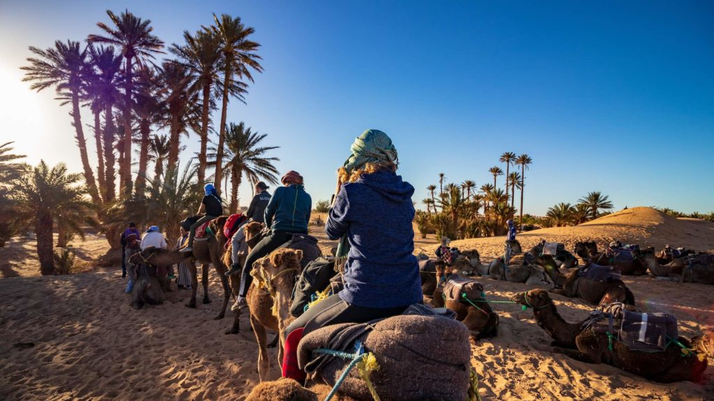 Marocco whose CSD is blockchain savvy