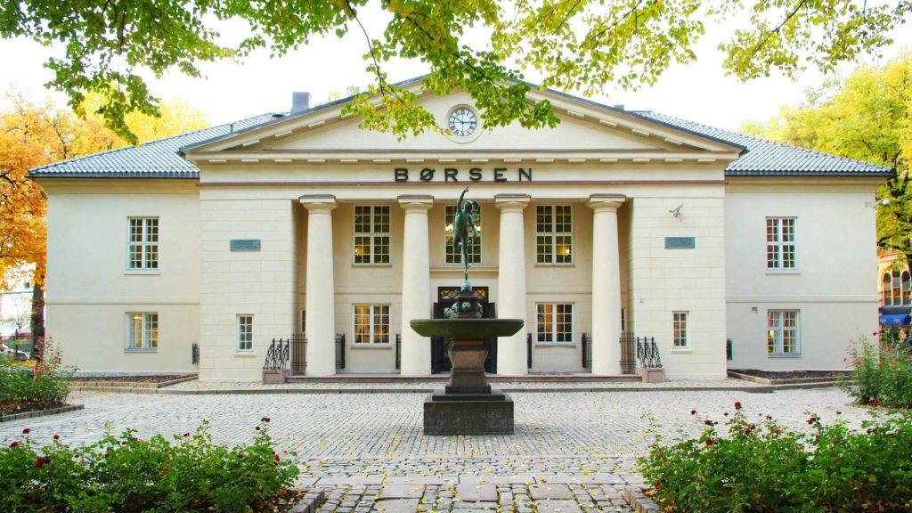 Oslo Børs BESK Foto Stein Henningsen