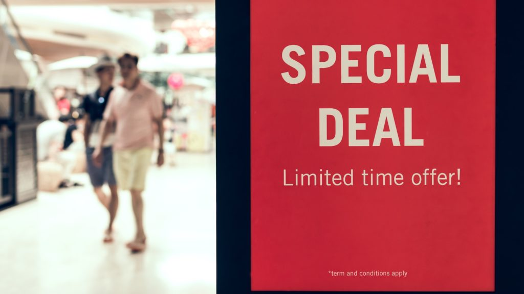 Special deal as with Oslo Bors shares