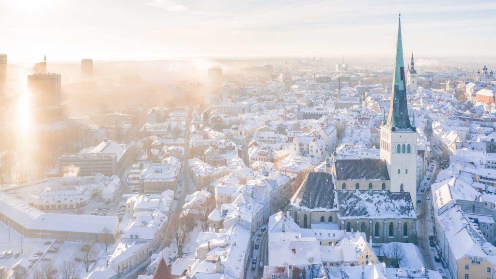 Tallinn by Jaanus Jagomagi