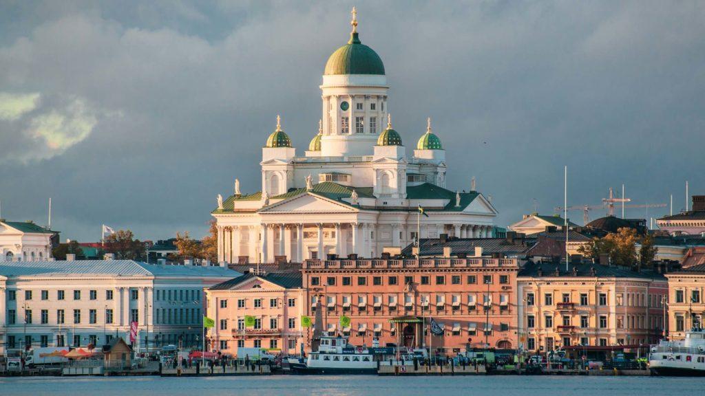 Vestima now comprises Finland
