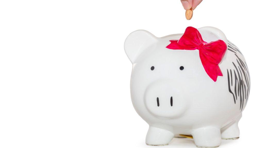 piggy bank as for hsbc blockchain