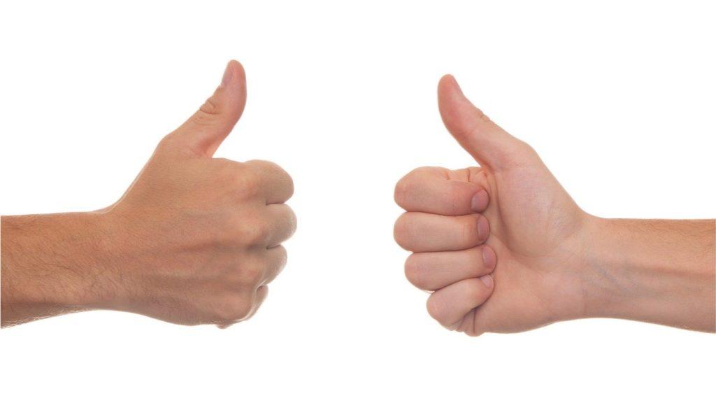 Thumbs up as if in Ocorian Allegro deal