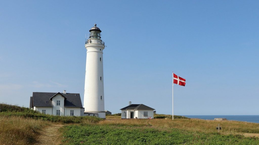 denmark as in vp securities acquired