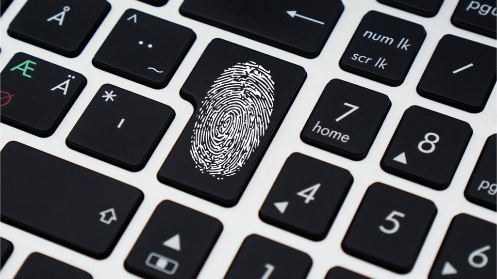 Digital identity as with ToIP