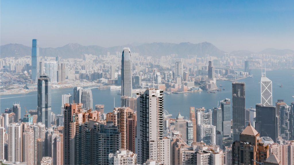 Hong Kong by Ruslan Bardash Unsplash