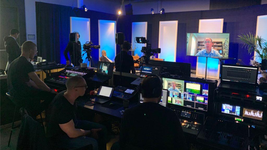 Web summit studio