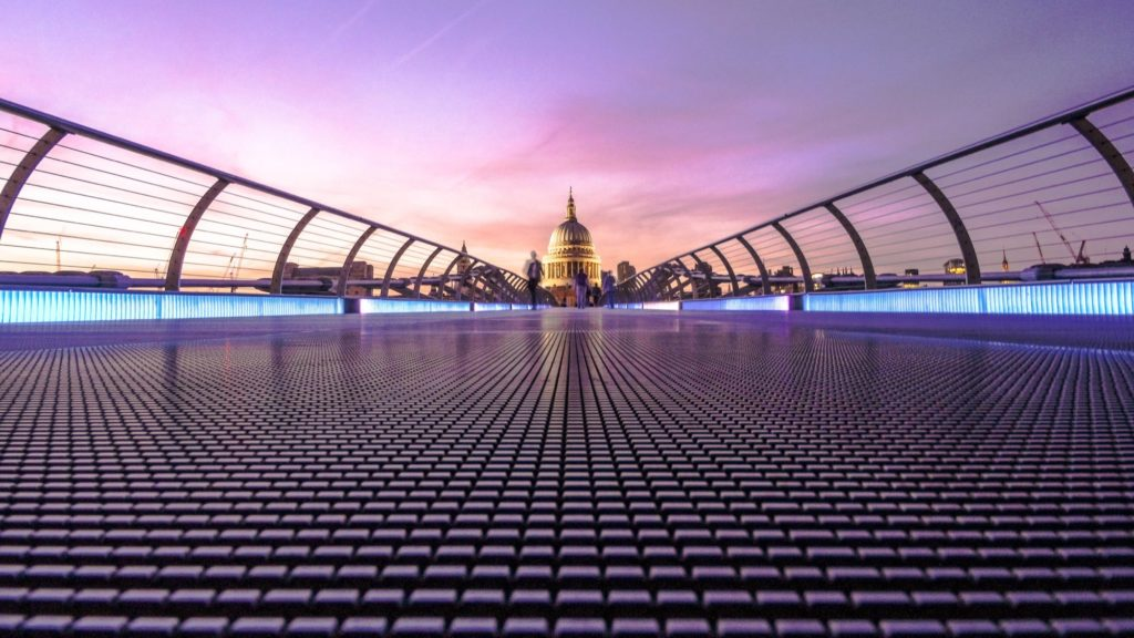 London connection as by Clearstream Banking