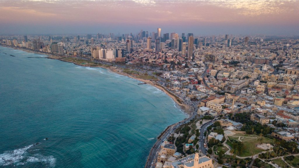 Tel Aviv / Yafo. (Photo: Shai Pal / Unsplash)