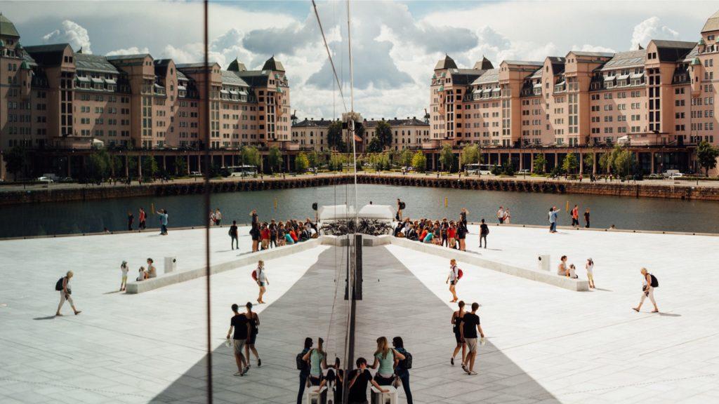 Oslo. (Photo: Oliver Cole / Unsplash)