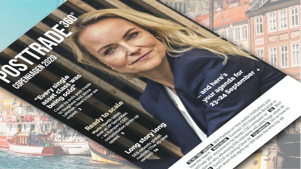 PostTrade 360 Copenhagen magazine 2020