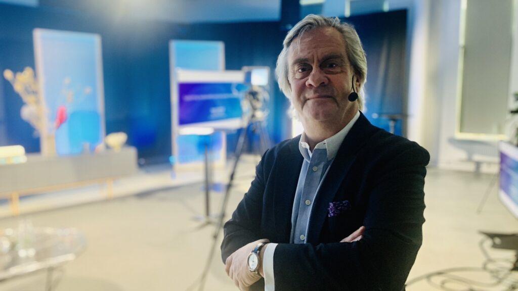 Göran Fors at PostTrade 360° Stockholm 2021