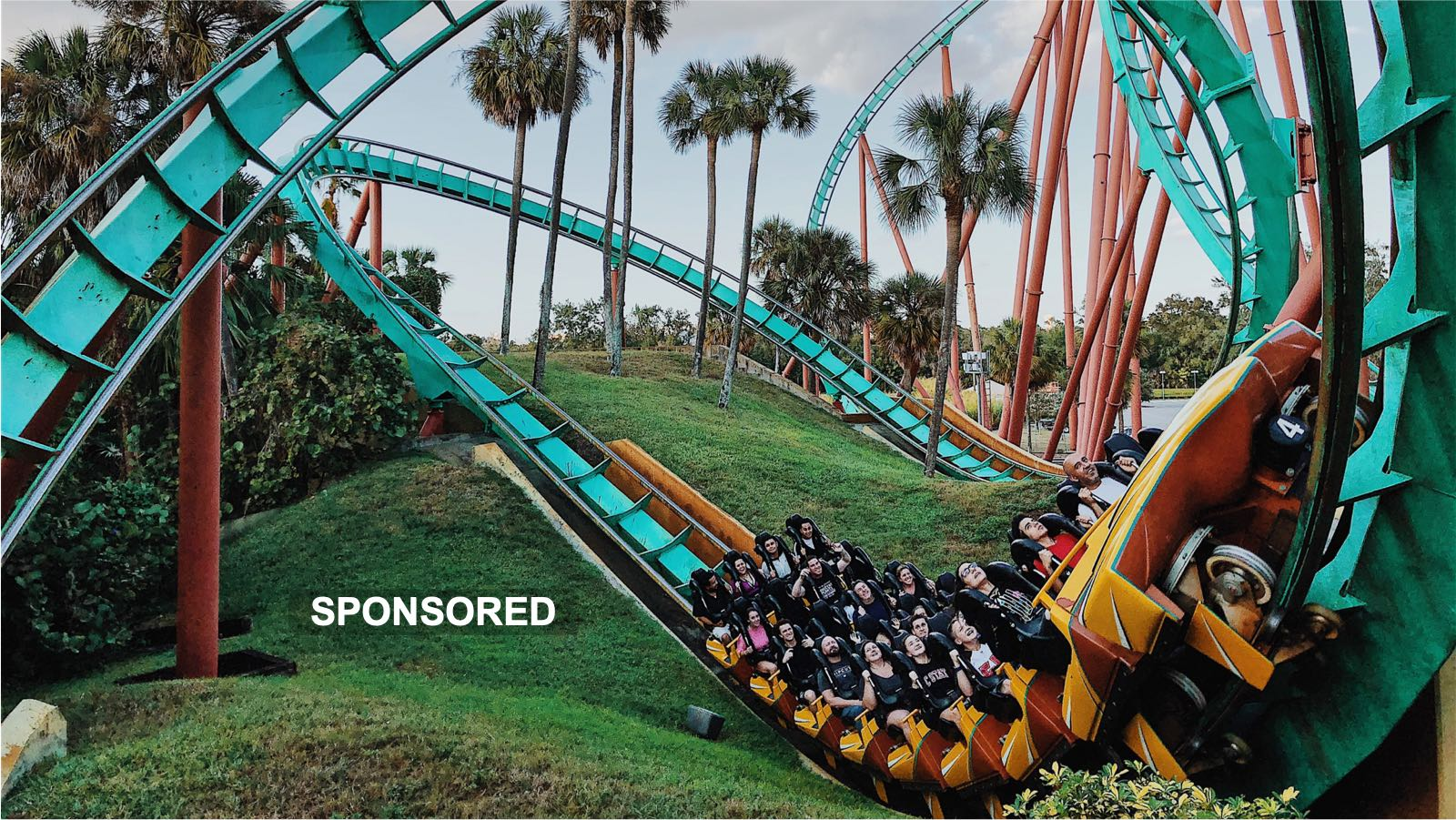 Rollercoaster, as in 2020 markets.