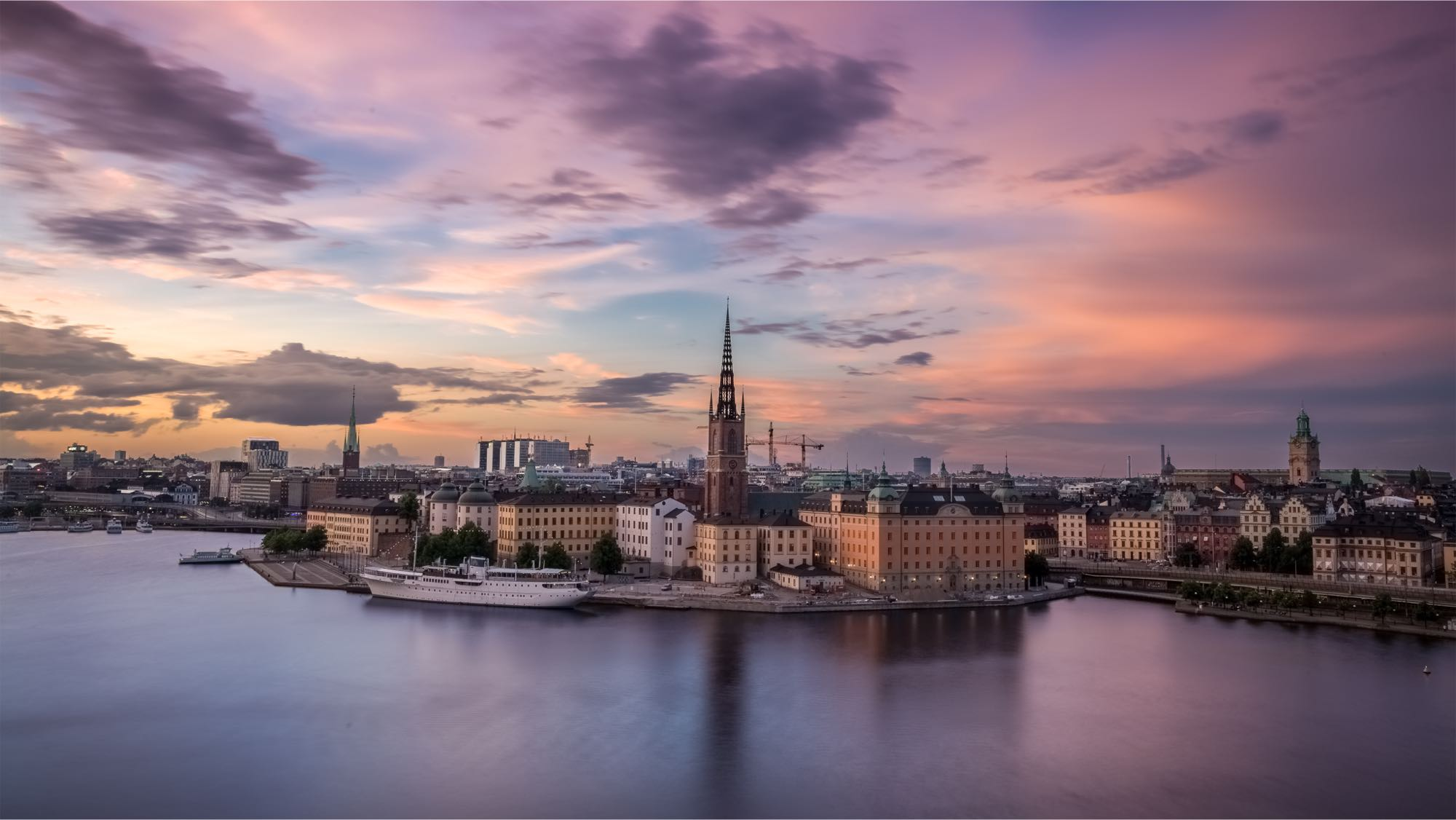 Stockholm, home to Itiviti. (Photo: Unsplash)