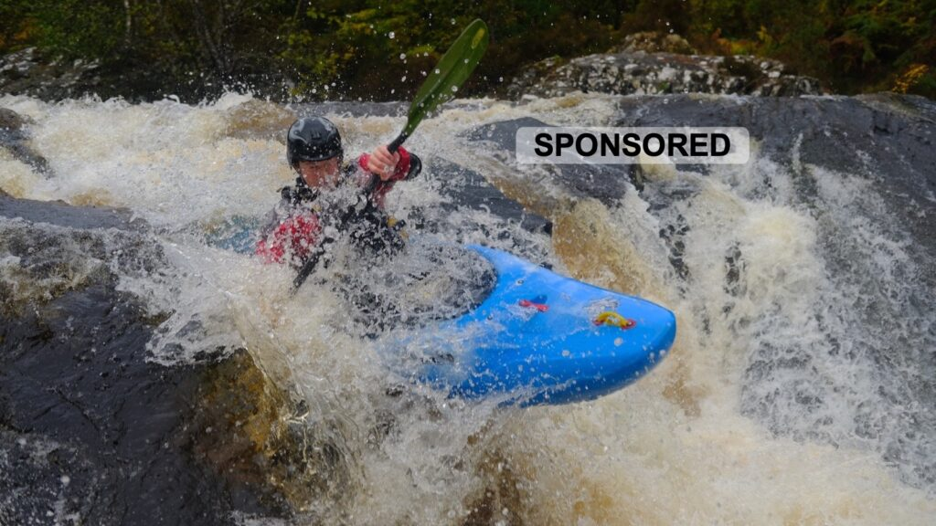 Your waterfall paddle skills could soon come in handy.